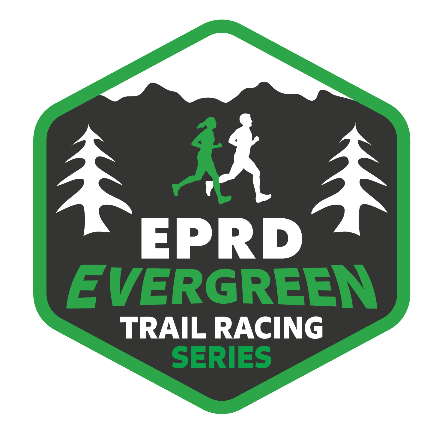 Evergreen Trail Racing Series Logo
